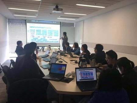 聯想中國IT服務運營業務群組企業架構教練服務項目訓練營活動